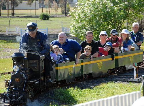 Altona Miniature Rail