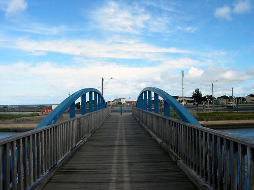 Canal Bridge between Boat Ramp & Altona Sports Club 1