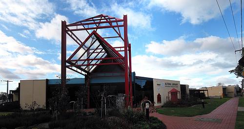 Altona Library & the Environment Resource Centre