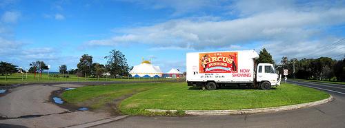 Apex Park Circus A