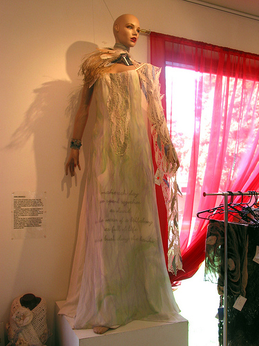 Wearable Art Exhibition 05