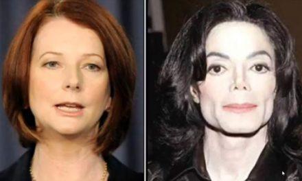 Julia Gillard vs Michael Jackson