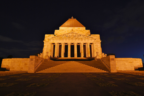Shrine of Remembrance, Melbourne