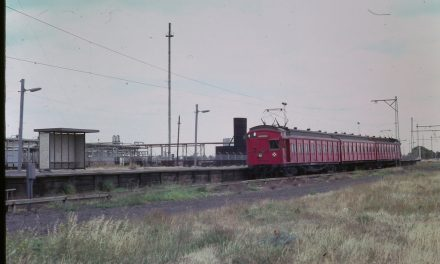 Last Train from Mobiltown