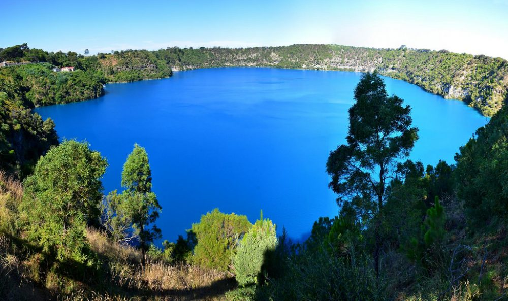 Blue Lake - Rotary Lookout B