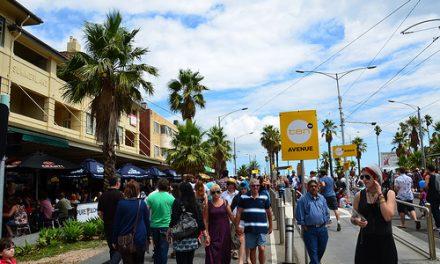 St Kilda Festival 2012