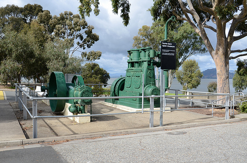 Hume Dam Open Museum 01