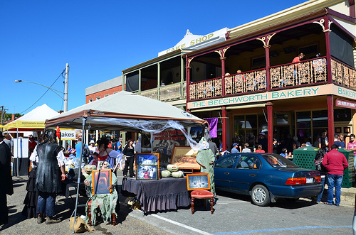 Beechworth Golden Horshoe Festival 12