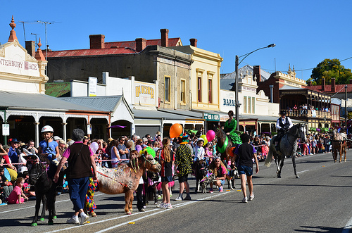 Beechworth Golden Horshoe Festival 50