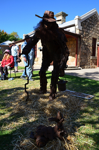 Beechworth Golden Horshoe Festival 56
