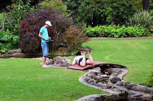 Albury Botanic Gardens 08