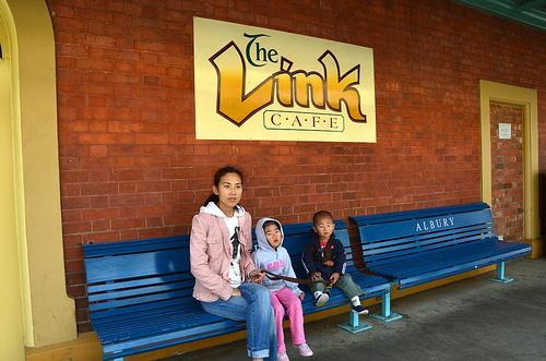 Albury Train Station 04