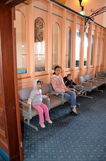 Albury Train Station 08