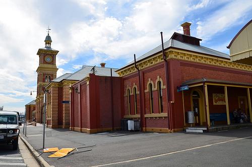 Albury Train Station 03