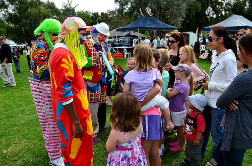 Hovell Tree Park Easter Family Fun Day 07