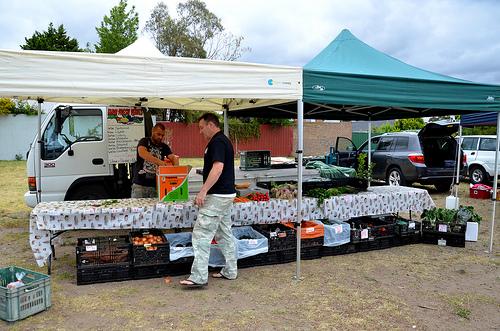 Altona Farmers Market