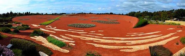 Red Sand Garden A