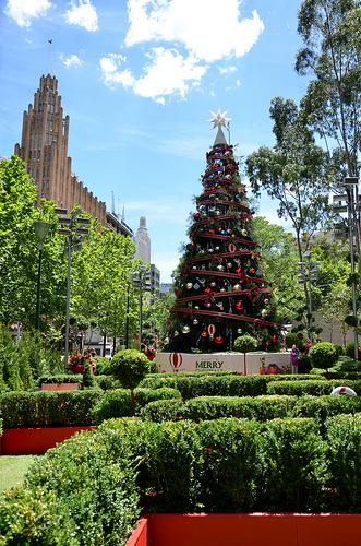 Christmas Square 02