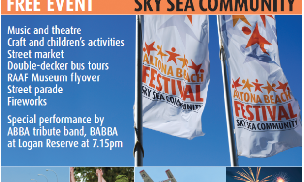Altona Beach Festival 2013 Program