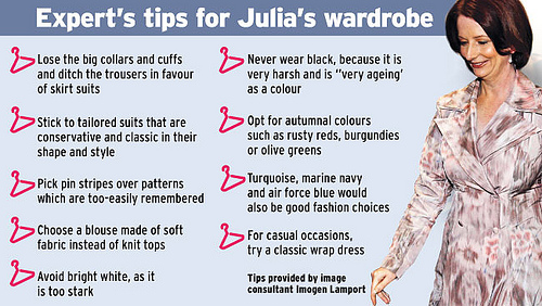 Expert tips for JG wardrobe