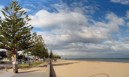 Altona Sea, Beach, Foreshore & Esplanade