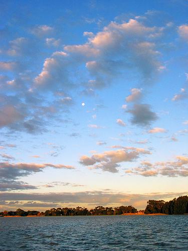 Cherry Lake Moon 02