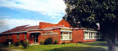 Altona Community Hospital (1932-1996)