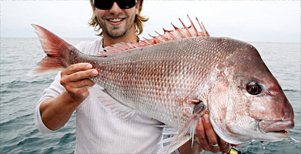 Fishing Hotspots in Port Phillip Bay