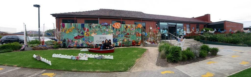 Louis Joel Arts and Community Centre A
