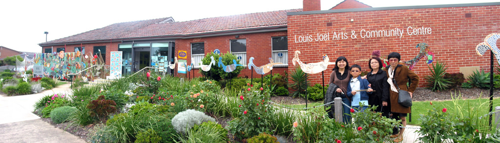 Louis Joel Arts and Community Centre B