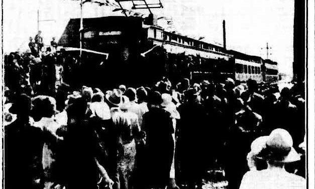 Altona Rail History