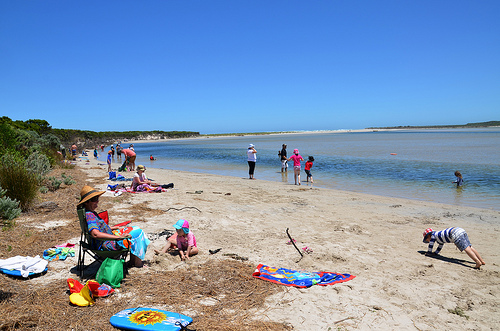 Livingstone Island Beach 01