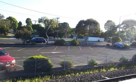 The Deserting of Altona Loop Carparks