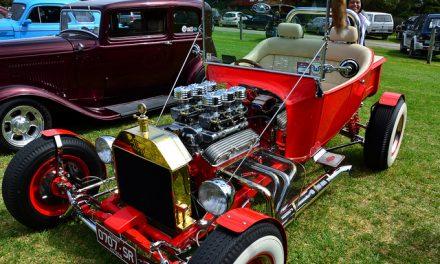 Altona Classic Car Show 2012