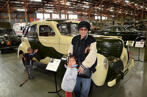 1940 Willys Staff Car 02