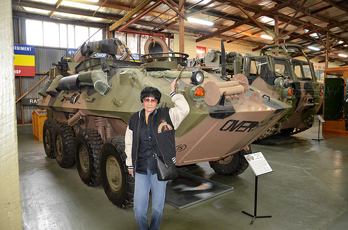 Light Armoured Vehicle Recovery LAV R