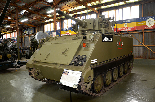 M113A1 Fire Support Vehicle    02