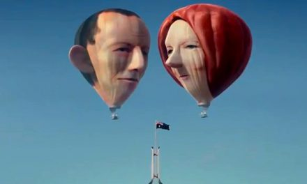 Between Julia Gillard and Tony Abbott