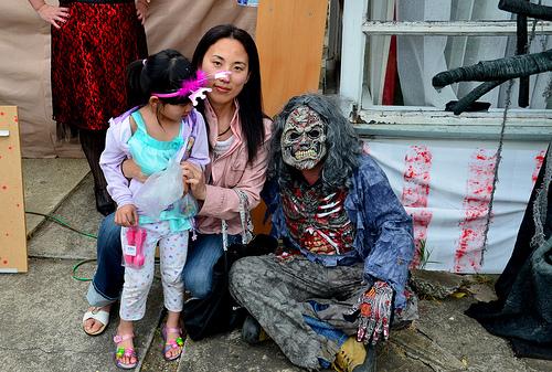 Halloween in Altona