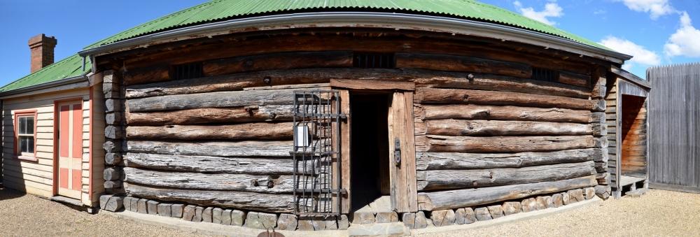 Log Gaol A