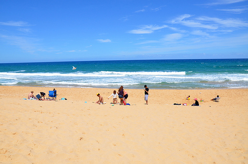 Lakes Entrance Main Beach 05