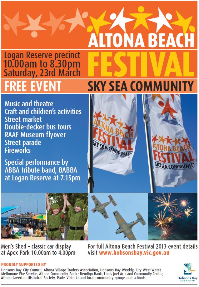 Altona Beach Festival 2013 - 01