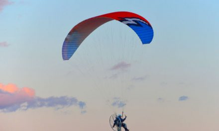Powered Paragliding in Altona